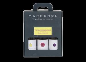 Lancement Coffret Sonia Ezgulian - Mono cépage Marrenon Cellier winery