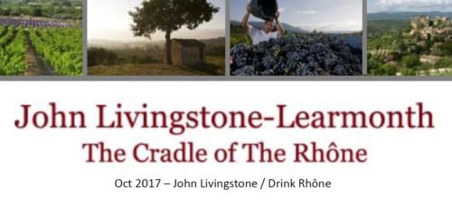 John Livingstone - Drink Rhône