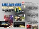 Babel Med Music 2010 à Marseille, vins du luberon et Ventoux