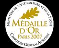 Concours Général Agricole de Paris Petula AOC Luberon Rosé 2006