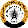 Vinalies Internationales médaille d'argent Grande Toque Luberon rosé