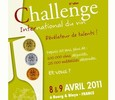 Challenge International du vin 2011 Organic Luberon Rosé