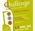 Challenge international du vin 2011 médaille de bronze Organic luberon rouge
