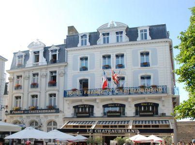 Hôtel Le Chateaubriand