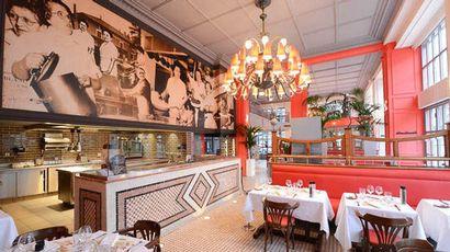 Restaurant Le Splendid Lyon Georges Blanc
