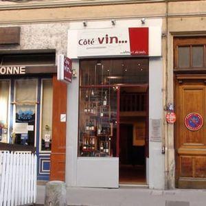 Coté Vin - Caviste à Lyon