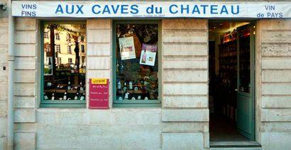 Aux Caves du Château