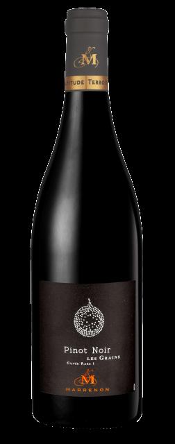 """Les Grains Pinot Noir """"Cuvée Rare"""""""